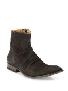 John Varvatos Fleetwood Lace Boot Toffee Zappos Com Free