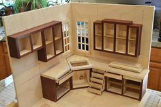1/6 scale Kitchen Project | Flickr - Photo Sharing!