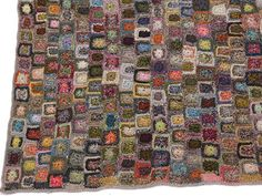 Sophie Digard Petits Carres Scarf in Multi