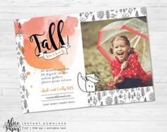• Instant download •  Spring Mini Session Template  DETAILS:  • 1 PSD file (only front) • 7x5 inches • easily customize texts (only big word spring cannot be changed) • layered photoshop PSD files at 300 dpi • clipping masks, easy to drop your photos in • name of the fonts used included • photo are not included with this template   You will need basic knowledge of Adobe Photoshop to make changes in templates. AliceAndPaper products are created for photographic uses. These designs are…