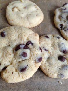 chocolate chip cookies mit überraschung | chocolate chip cookies with surprise ❤ | vegan | oreo cookies | oreo kekse | walnuss cookies | walnut cookies