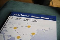 Cool yearbook idea!