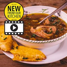 Ina Paarman | Home Soup Recipes, Cooking Recipes, Sunday Suppers, Bacon Bits, Grated Cheese, Onion Soup, Stir Fry, Allrecipes, Food To Make