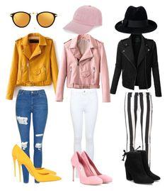 """Sin título #16"" by mariahhh17 on Polyvore featuring moda, Miss Selfridge, Off-White, LE3NO, Topshop, Miu Miu, Dolce&Gabbana, Gucci, Nasaseasons y Linda Farrow"