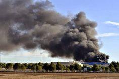Vídeo  tragedia aérea en Albacete