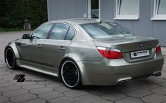 PRIOR-DESIGN PDM5 Widebody Aerodynamic-Kit for BMW 5-Series [E60] - PRIOR-DESIGN Exclusive Tuning