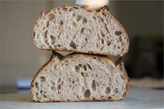 Managing Starter Fermentation to Produce the Best Sourdough Bread Ever