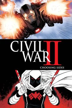 CIVIL WAR II: CHOOSING SIDES #2 (of 6)