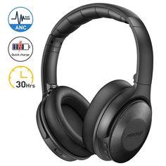 Prezzo in offerta: 39,99 € anzichè 59,99 € -mpow h17 cuffie riduzione del rumore adotta la professionale tecnologia active noise cancelling -le cuffie riduzione del rumore attiva supporta la ricarica rapida in 10 minuti per ottenere la riproduzione 2 ore.(un'ora per ricarica completa) -i super morbidi padiglioni in proteina genuini Over Ear Headphones, Headset, Rumore, Electronics, Noise Cancelling, Wireless Headphones, Earmuffs, Head Bands, Tecnologia