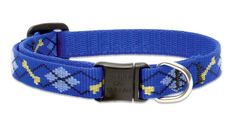 Lupine 1/2' Classic Designer Collection Adjustable Cat Safety Collar, 8 - 12 Inch * See this awesome image  : Dogs ID tags and collar accessories