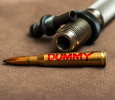A pre-measured dummy round is a grand trick to save time adjusting the seating plug for different bullet sizes for the same cartridge.