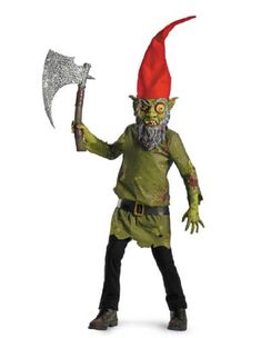 Wicked Troll Costume  Large ** Be sure to check out this awesome product. (This is an affiliate link)
