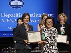 White House Recognizes Hepatitis Awareness Movement | 코리일보 | CoreeILBO
