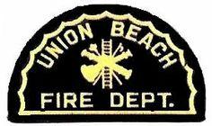 Union Beach Fire Department, Keyport, NJ #fire #setcom #patches #logo #crest #patch #newjersey #unionbeach #keyport #jerseyshore http://www.setcomcorp.com/workboat-headset-intercom.html