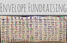 Envelope fundraising visit fundraiseralley com for easy fundraising ideas for schools sports teams clubs and groups fundraising products fundraising tips and ideas fundraiseralley Fundraising Activities, Nonprofit Fundraising, Fundraising Events, Fundraising Ideas For Clubs, Easy Fundraising, Auction Fundraiser Ideas, Creative Fundraising Ideas, Football Fundraising Ideas, Party