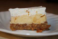 Caramel Sundae Dessert:  Gluten-Free -- so easy to make and yummy too!