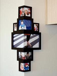 Cherishing Spaces: Corner framing ideas....