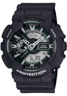Casio G-Shock GA-110C-1A Watch - Cool Watches from Watchismo.com