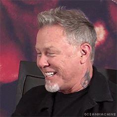 James Hetfield de Metallica habla de J Balvin 2016