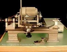 Bergeon 50 Lathe (available for $11,989)