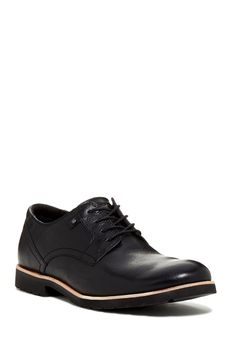 Ledge Hill Plain Toe Derby - Wide Width Available by Rockport on @HauteLook