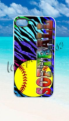 SOFTBALL  iPhone 4/4s/5 Case  Samsung Galaxy by terseponacase, $12.00