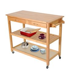 2ft X 4ft Stainless Steel Top Kitchen Prep Table With Locking Casters  Wheels | Pinterest | Kitchen Prep Table, Stainless Steel And Steel