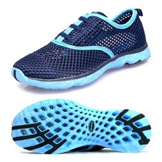 449ebe85842a Dreamcity Men s Water Shoes Athletic Sport Lightweight Walking Shoes Review