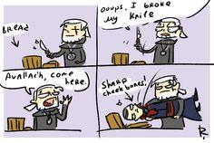 The Witcher 3, doodles 171 by Ayej.deviantart.com on @DeviantArt