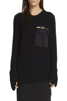 Shop the Greer Army Pullover on rag & bone