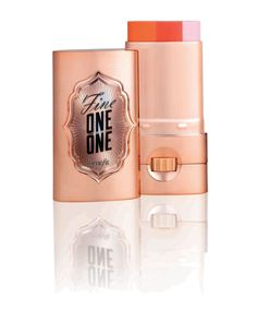 Add a natural-looking flush to lips or cheeks with this twist-up that houses three flattering colors: pink champagne, watermelon, and subtle coral. Use individually (the champagne hue makes for a great highlighter on cheekbones, the coral looks super fresh on lips) or try swirling them together. $30, sephora.com  - GoodHousekeeping.com