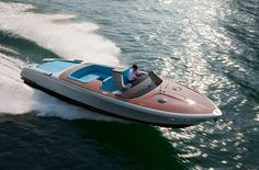 Aquariva by Marc Newson for Riva | Daily Icon