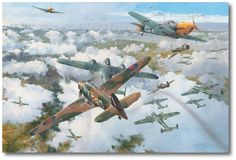 The Greatest Day - The Battle of Britain, 15th September 1940 by Robert Taylor
