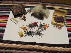 Objects for a South America Continent Box (Photo from Montessori Tidbits) Geography Lessons, Teaching Geography, World Geography, South America Continent, South America Map, Modern World History, Us History, History Education, Teaching History