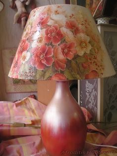 9 Simple and Ridiculous Ideas Can Change Your Life: Old Lamp Shades Style painting lamp shades annie sloan.