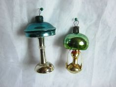 Две очень редких лампы , ёлочные игрушки СССР