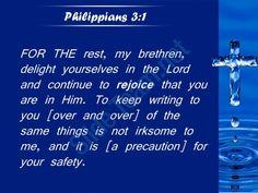 philippians 3 1 it is a safeguard for you powerpoint church sermon Slide04  http://www.slideteam.net/