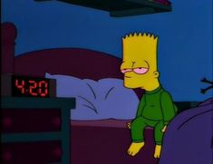 bart from the simpsons sad Handy Wallpaper, Mood Wallpaper, Simpson Wallpaper Iphone, Cartoon Wallpaper, Cartoon Memes, Cartoon Pics, Cartoons, The Simpsons, Simpsons Quotes