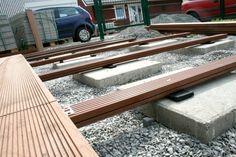 Terrassenboden aus WPC verlegen – Ländchenlust