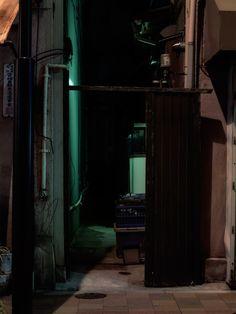"""Sometimes, I tell myself that maybe I should just stop hoping."" #photography #night #street #dark #ahsheegrek"
