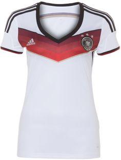 Für weibliche Fußball Fans: Das Adidas Deutschland Damen