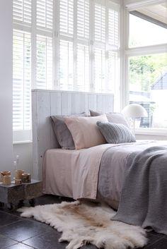 Superbe linge de lit