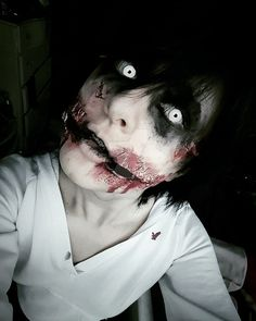 Jeff The Killer Cosplay by LeviSpectrum on DeviantArt