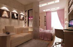 10 impactantes trucos para vivir lujosamente en un apartamento de 30 m2 – Manos a la Obra