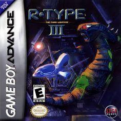 Emularoms: R-Type III: The Third Lightning ( BR ) [ GBA ]