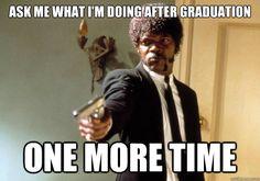 La vida después de la Universidad.