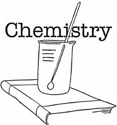 Chemistry coloring page from Science & Education category. Select from 31927 printable crafts of cartoons, nature, animals, Bible and many more. Easy Coloring Pages, Free Printable Coloring Pages, Science Worksheets, Worksheets For Kids, Printable Crafts, Free Printables, Nobel Prize In Chemistry, Chemical Bond, Quantum Mechanics