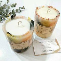 おはようございます! 12月ですね✧*。(♡˙³˙)و✧*。 通常サイズより大きめなボタニカルキャンドルを作ってみました♬ 約85×85  #chubby_round #handmade#natural#materials #aroma#candle#soywaxcandles #essentialoil#botanical #flower#herb#dryflower #present#gift#minne #ボタニカル#アロマ#キャンドル #自然素材#ハンドメイド #インテリア#プレゼント #ギフト#癒し#クリスマス