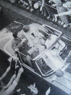 Charles & Diana on Honeymoon