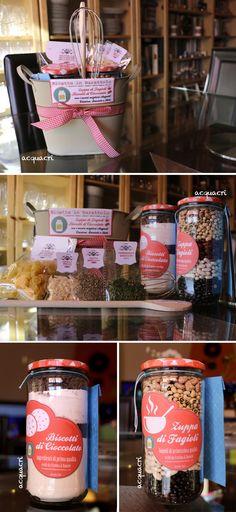 Zuppa di Fagioli - Biscotti di Cioccolato | Bean Soupe - Chocolate Cookies | #recipeinjar #recipe #jar #ricetteinbarattolo